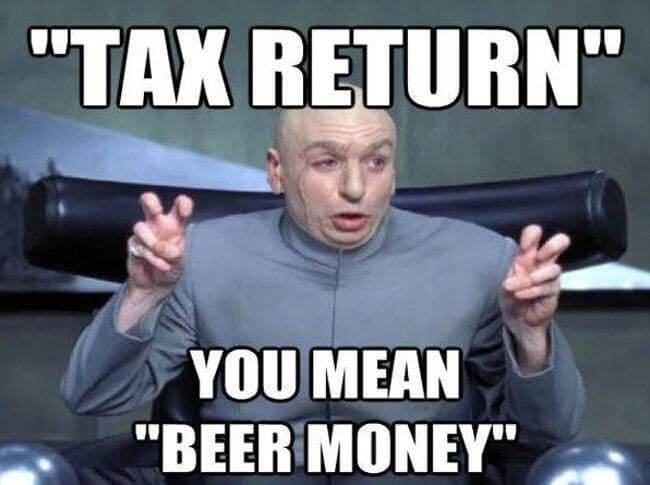 You Mean Beer Money